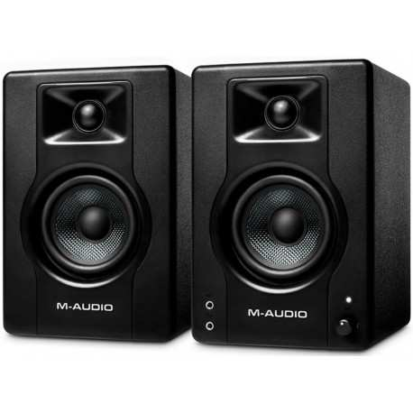 M-AUDIO BX3 MULTIMEDIA REFERENCE MONITOR (coppia)
