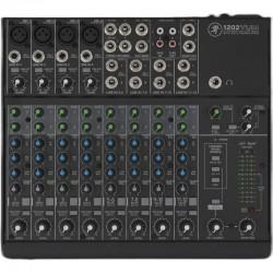 MACKIE 1202 VLZ4 mixer analogico 12 canali con 4 mic preamp ONYX