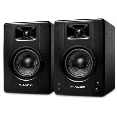 M-AUDIO BX4 MULTIMEDIA REFERENCE MONITOR (coppia)