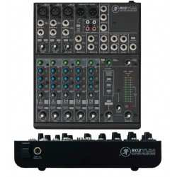 MACKIE 802 VLZ4 mixer analogico 8 canali