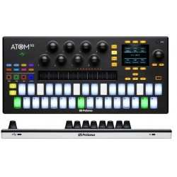 PRESONUS Atom SQ superfice di controllo a 32 pad e 8 encoder con sequencer