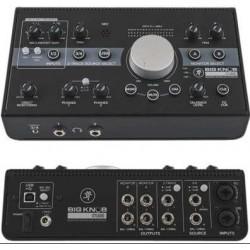 MACKIE Big Knob Studio controller per studio monitor / selettore sorgenti 3x2 con talkback