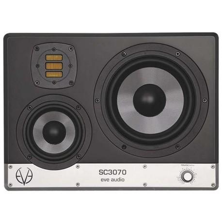 EVE AUDIO SC3070 monitor near/mid field a 3 vie