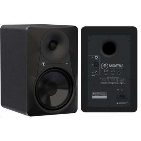 "MACKIE MR824 studio monitor biamplificato 8"" 85W"