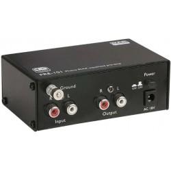 DAP AUDIO PRE-101 pre-amplificatore per giradischi
