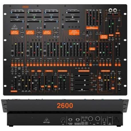 BEHRINGER 2600 sintetizzatore desktop semi-modulare
