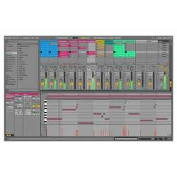 ABLETON Live 10 Suite upgrade 7-9 Suite software per produzioni audio(download)
