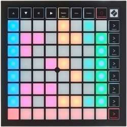NOVATION LAUNCHPAD X superficie di controllo per Ableton Live