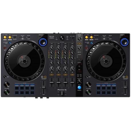 PIONEER DJ DDJ-FLX6 USB dj controller per Serato e Rekordbox