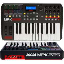 AKAI MPK225 USB midi controller 25 tasti