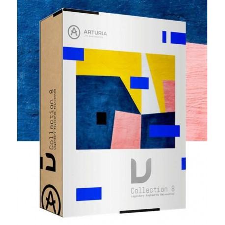 ARTURIA V COLLECTION 8 suite di tastiere e synth virtuali