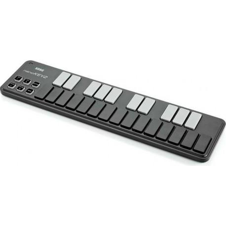 KORG nanoKEY2 Black controller 25 tasti midi/usb