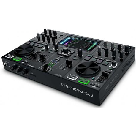 DENON DJ PRIME GO console stand-alone a batteria per dj
