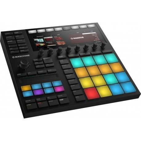 NATIVE INSTRUMENTS Maschine MK3 groove box con interfaccia audio usb 24bit/96kHz