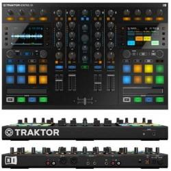NATIVE INSTRUMENTS TRAKTOR KONTROL S5 controller midi 4 decks stems ready