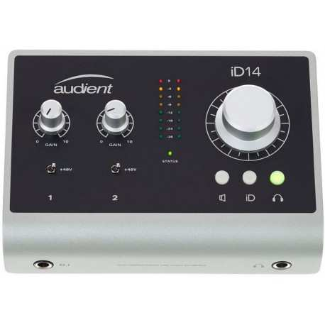 AUDIENT iD14 interfaccia audio 10- in/4-out
