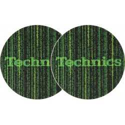 TECHNICS Slipmats Technics Matrix (coppia)