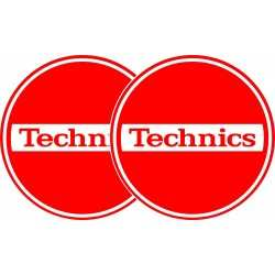 TECHNICS Slipmats Technics Break (coppia)