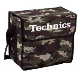 TECHNICS DJ-Bag Camuflage Green capacità 60 lp
