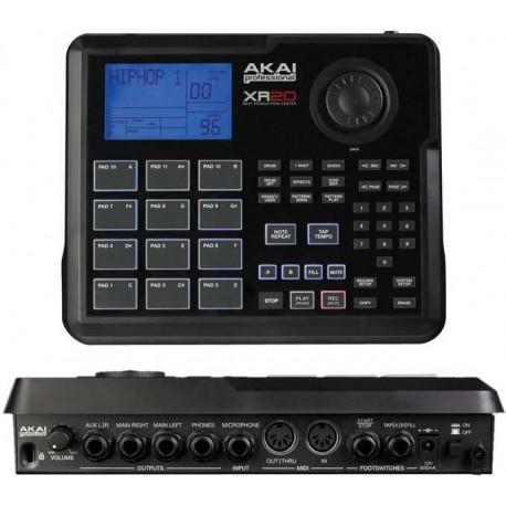 AKAI XR20 groove box e drum machine