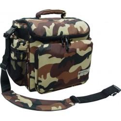 ZOMO Dj-TANK Camouflage brown bag per vinili
