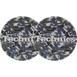 TECHNICS Slipmat Army Navy (coppia)