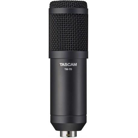 TASCAM TM-70 microfono dinamico ipercardioide per broadcast