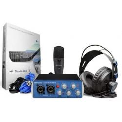 PRESONUS AUDIOBOX USB 96 Studio Bundle Kit per la registrazione