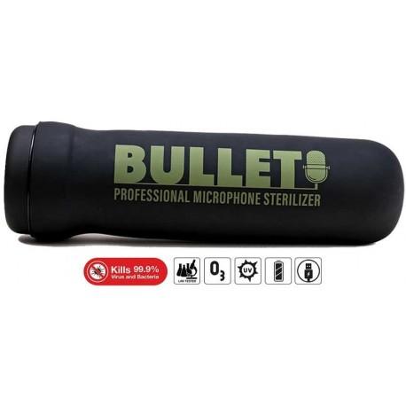 VIOLAWAVE BULLET sistema di sterilizzazione per microfoni