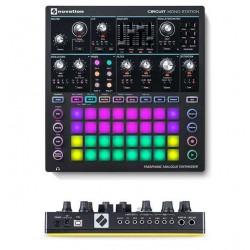 NOVATION Circuit Mono Station sintetizzatore analogico parafonico con sequencer
