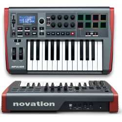 NOVATION Impulse 25 Usb/midi controller