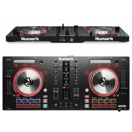 NUMARK MixTrack Pro III controller midi usb per dj