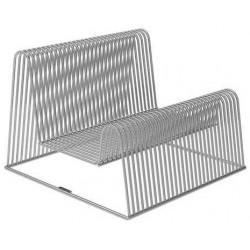 ZOMO Vs-rack Wave - Cromo rack esposotore per vinili