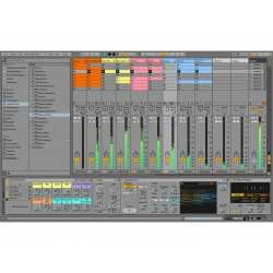 ABLETON Live 11 Suite upgrade from Lite software per produzioni audio(download)