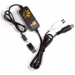 iCONNECTIVITY mioXC interfaccia midi USB-C/A 1in/1out
