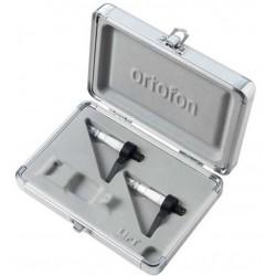 ORTOFON CONCORDE SCRATCH MK2 TWIN coppia di shell con puntina e testina e custodia protettiva