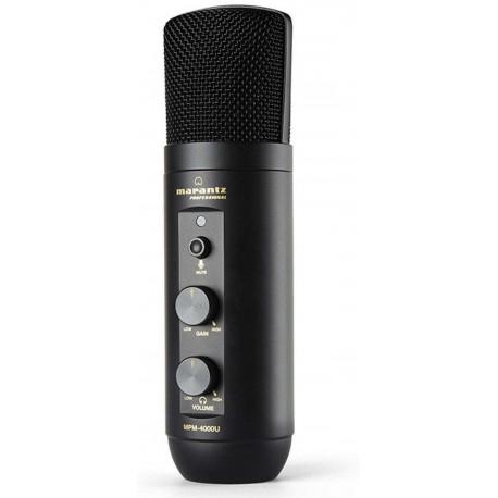 MARANTZ PROFESSIONAL MPM-4000U microfono condensatore USB