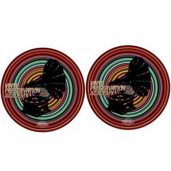 ORTOFON Slipmat Vinyl Spiral (coppia)