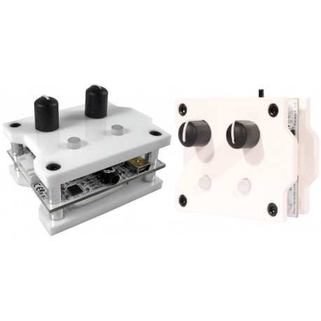 PATCHBLOCK WHITE synth modulare bianco