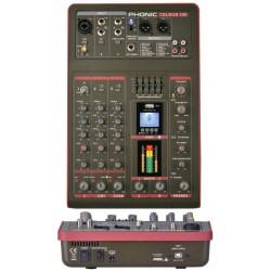 PHONIC Celeus 100 mixer 3 canali usb bluetooth