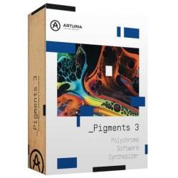 ARTURIA Pigments 3 sintetizzatore software con tecnologia virtual analog(versione download)