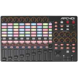 AKAI APC40 MK2 Usb Midi Controller per Ableton Live