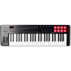 M-AUDIO OXYGEN 49 MKV USB MIDI controller