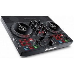 NUMARK PARTY MIX LIVE USB DJ controller con speaker e led integrati