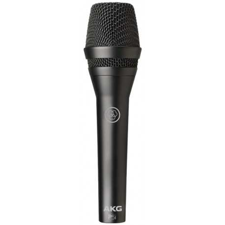 AKG P5i microfono palmare supercardioide per voce compatibile con harman connected pa