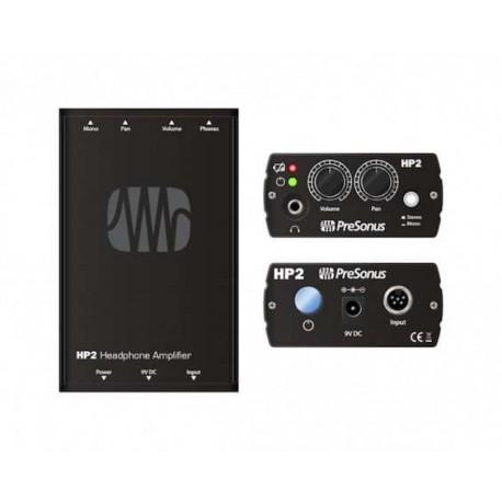 PRESONUS HP2 amplificatore stereo per cuffie