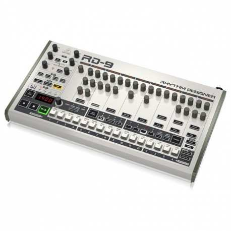 BEHRINGER RD-9 drum machine analogico-digitale