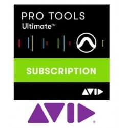 AVID Pro Tools Ultimate 1-Year Subscription-versione download-