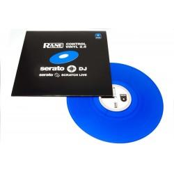 RANE SERATO DJ CONTROL VYNIL 2.5 BLUE vinile di controllo per Serato