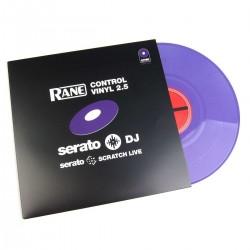 RANE SERATO DJ CONTROL VYNIL 2.5 purple vinile di controllo per Serato Dj